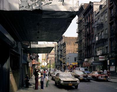 Brian Rose, 'Rivington Street', 1980