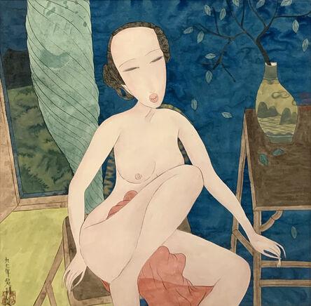 Wu Yang, 'Woman by the Window', 1997
