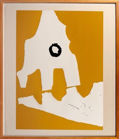 "Robert Motherwell, 'Untitled from the ""Ten Works x Ten Painters"" portfolio', 1964"