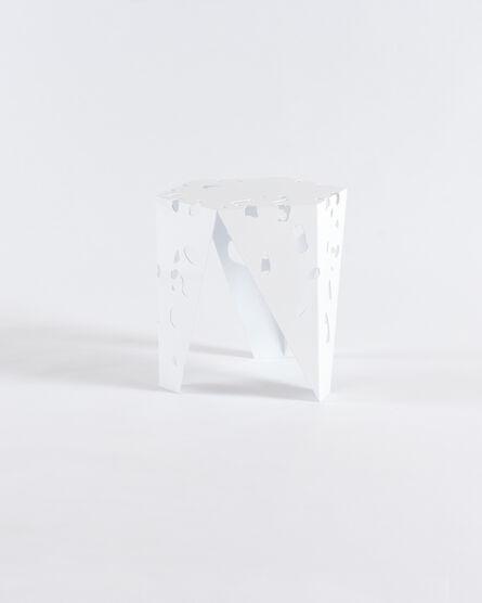 Aranda\Lasch, Matthew Ritchie, 'FDA Stool (White)', 2014