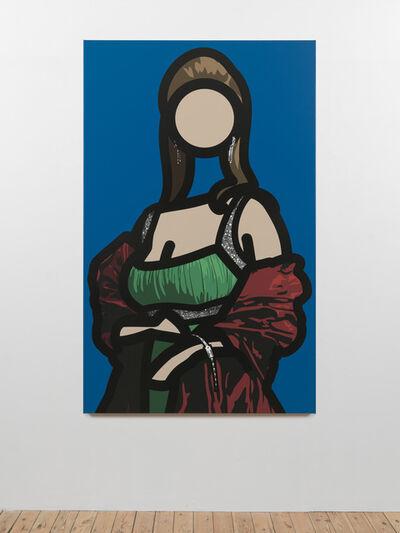 Julian Opie, 'Felicia. 1.', 2015