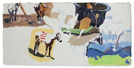 Dan Talbot, 'Horses', 2013