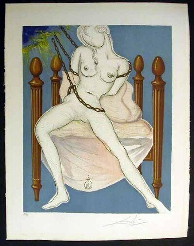 Salvador Dalí, 'Ceciles Chastity', 1969
