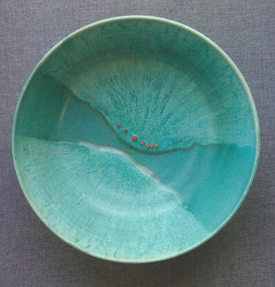 Mary Tuthill Lindheim, 'Bowl with Carnelians', ca. 1950s