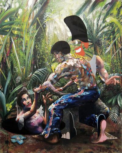 Thomas Agrinier, 'De Justesse', 2017