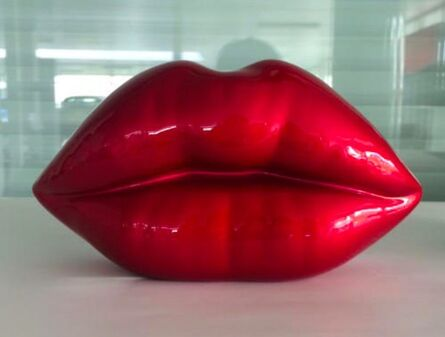 Niclas Castello, 'The Kiss - Small Red'