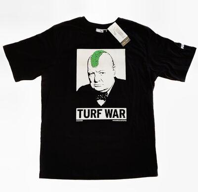 Banksy, 'Turf War', 2003