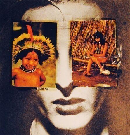 Anna Bella Geiger, 'História de Brasil:Little Boys & Girls(II)', 1975-1976