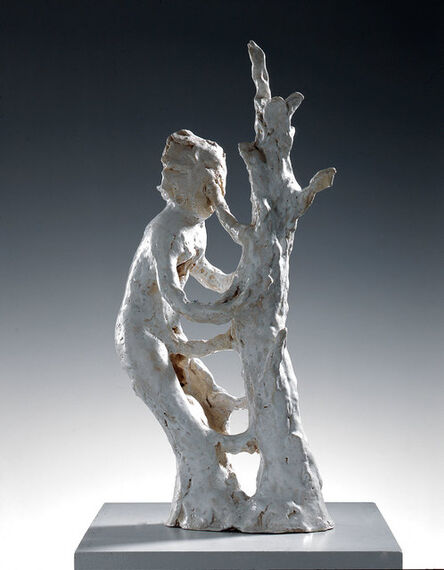 Leiko Ikemura, 'Waldwesen (Tree Figure)', 2006