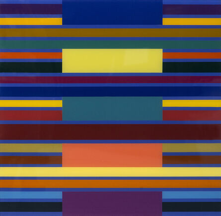 Olga Tatarintseva, 'The color of sound', 2014
