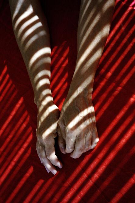 Marguerite Bornhauser, 'Untitled, Moisson Rouge', 2019