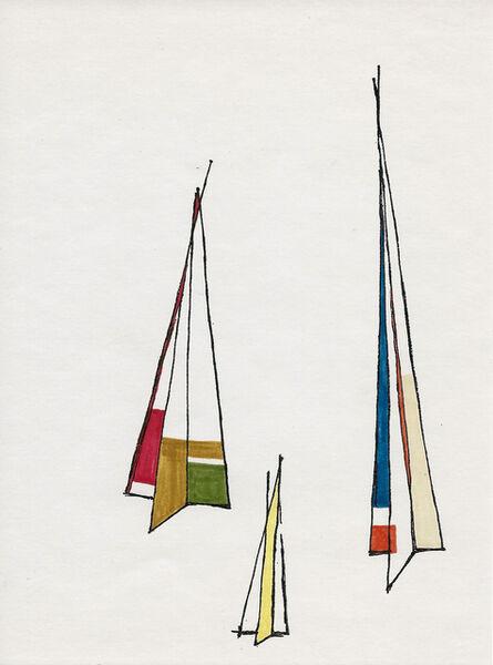 Mathias Goeritz, 'Tarjeta de felicitación', 1979