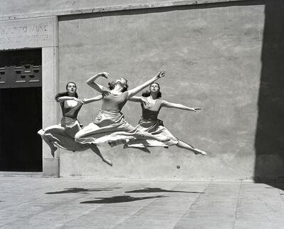 Imogen Cunningham, 'Three Dancers, Mills College, 1929', c. 1979-2001