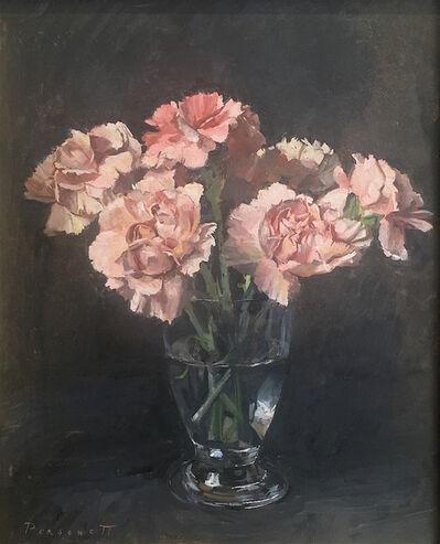 Rachel Personett, 'Pink Flowers', 2018