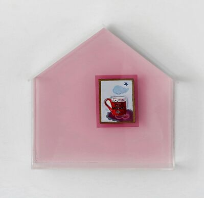 In Kyoung Chun, 'Pink House', 2017