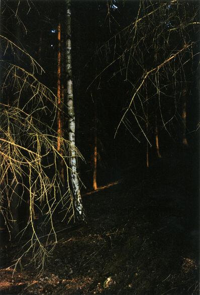 Jitka Hanzlová, 'Black Light'