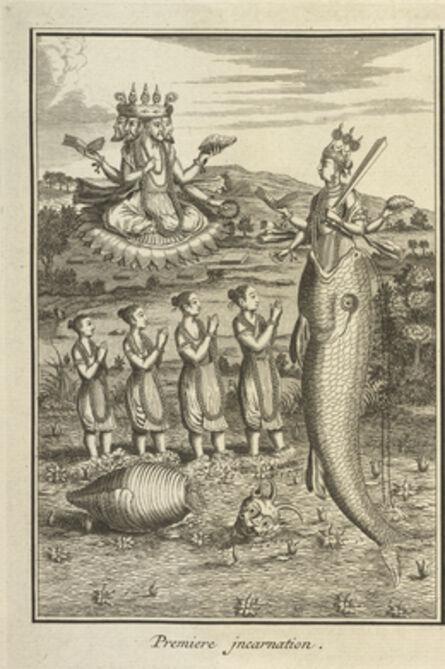 Bernard Picart, 'First Incarnation', 1723-1743