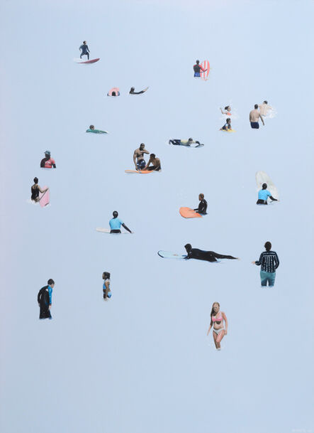 Kirsten Beets, 'Waiting for a Wave', 2020