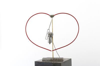 Noutayel Belkadhi, 'The Heart of Mona', 2018