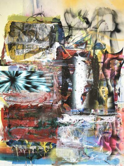 Liam Everett, 'Untitled (Shahmaran Exit)', 2020