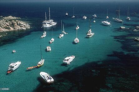 Slim Aarons, 'Cavallo Coast, Corsica (Slim Aarons Estate Edition)', 1984