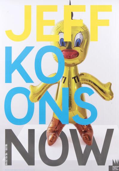 Jeff Koons, 'Now', 2016