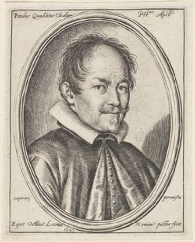 Ottavio Leoni, 'Paolus Qualiatus Clodianus', 1623