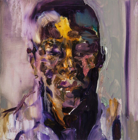Edwige Fouvry, 'Ligne Jaune', 2017