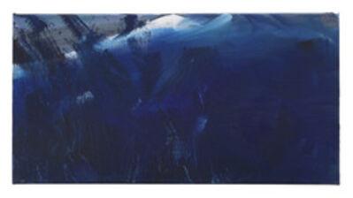 Herbert Brandl, 'Ohne Titel (HB11GZP)',  2011