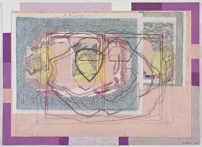 Luis Gordillo, 'S/T', 2017