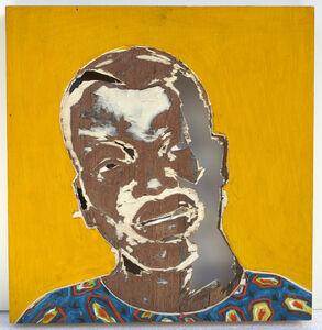 Aimé Mpane, 'Kinoct #56', 2011