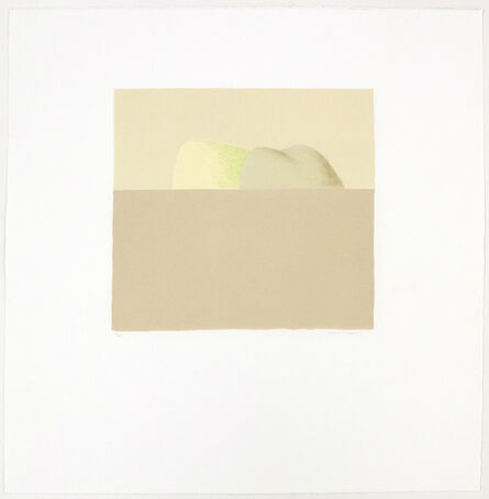 Mark Strand, 'Islands III', 1997