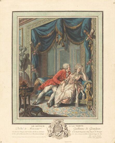 Joseph de Longueil, 'Le retour a la vertu'
