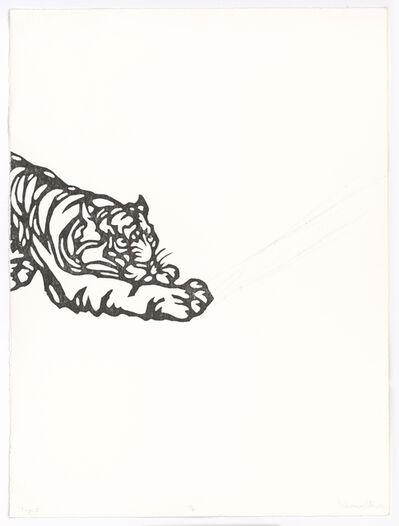 Liliana Porter, 'Tiger II', 2002