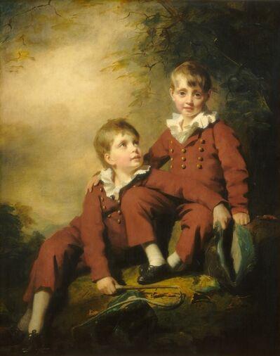 Sir Henry Raeburn, 'The Binning Children', probably c. 1811