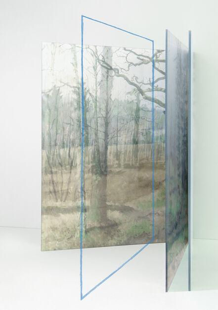 """Miriam Böhm, '""""linie. gegenteil""""', 2018"""
