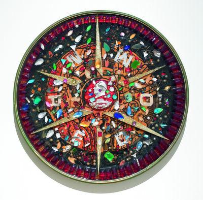 Buster Cleveland, 'Modern Art', 1986