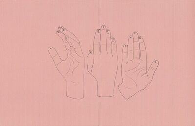 Catalina Jaramillo, 'Observe con atención su mano izquierda y diga a quién pertenece.', 2016