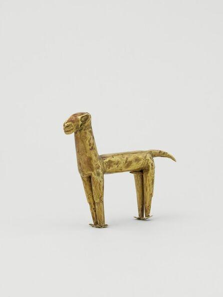 'Figurine de lama (Llama figurine)', 1000-1450