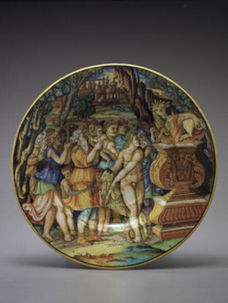 'Plate', 1546