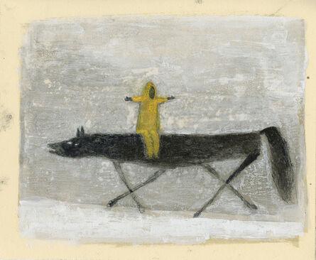 Fidalis Buehler, 'Dog Rider', 2019