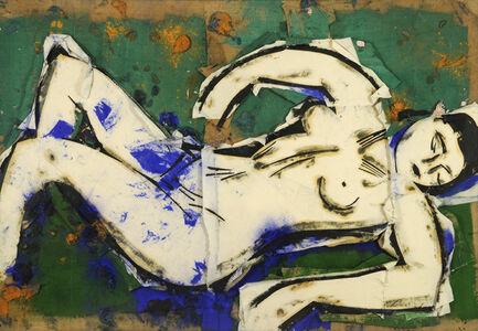 Manolo Valdés, 'Desnudo I', 2005