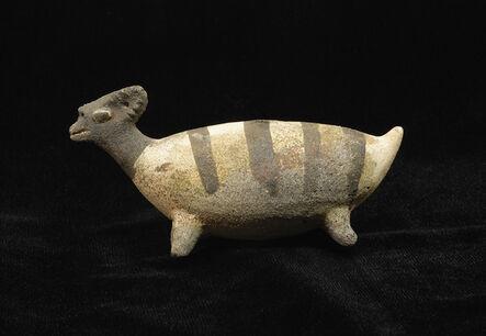 'Modeled llama', 900 CE-1400 CE