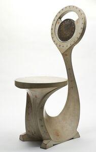 Carlo Bugatti, 'Chaise (Chair)', c. 1898