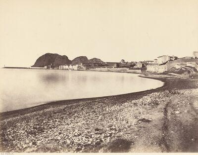 Édouard Baldus, 'La Ciotat', ca. 1860