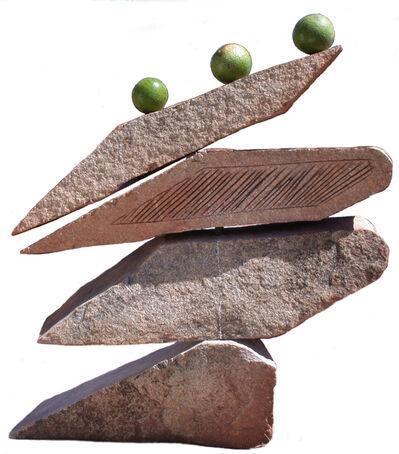 Tapfuma Gutsa, 'Tribute to Sango', 2002