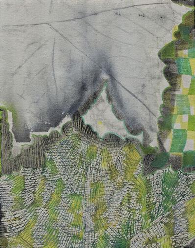 Alyse Rosner, 'Crush (white sycamore)', 2017