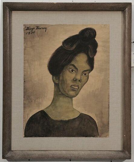 Diego Rivera, 'Untitled', 1936