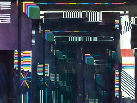 Akihiko Miyoshi, 'Process Structure #4', 2014