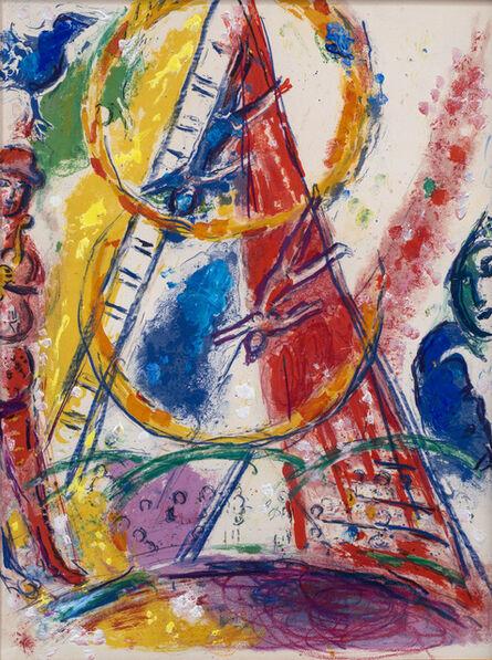 Marc Chagall, 'Circus', 1967